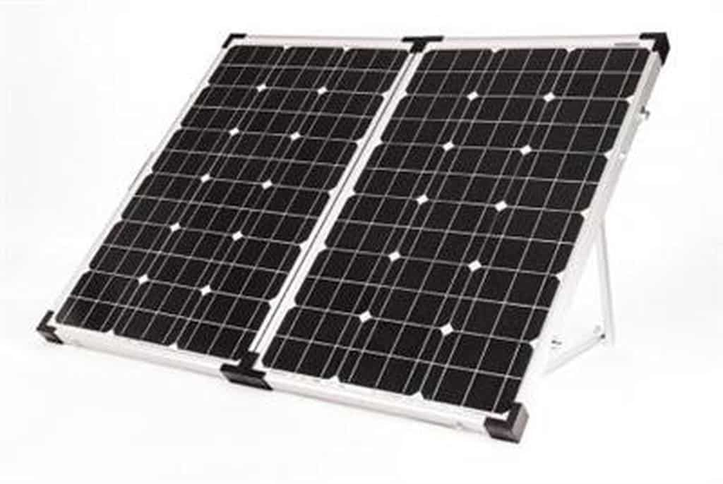 portable solar kit 130 watt by go power