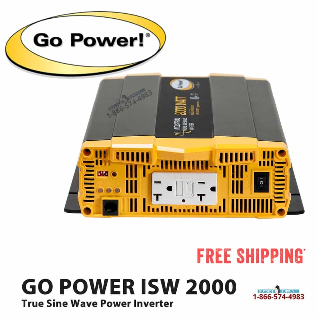 ISW 2000 by Go Power